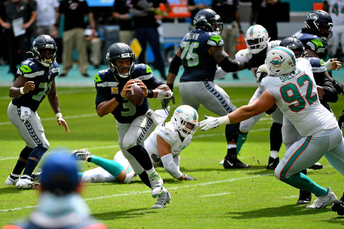 Seattle Seahawks At Miami Dolphins Week 4 Final Score And Immediate Reactions The Phinsider