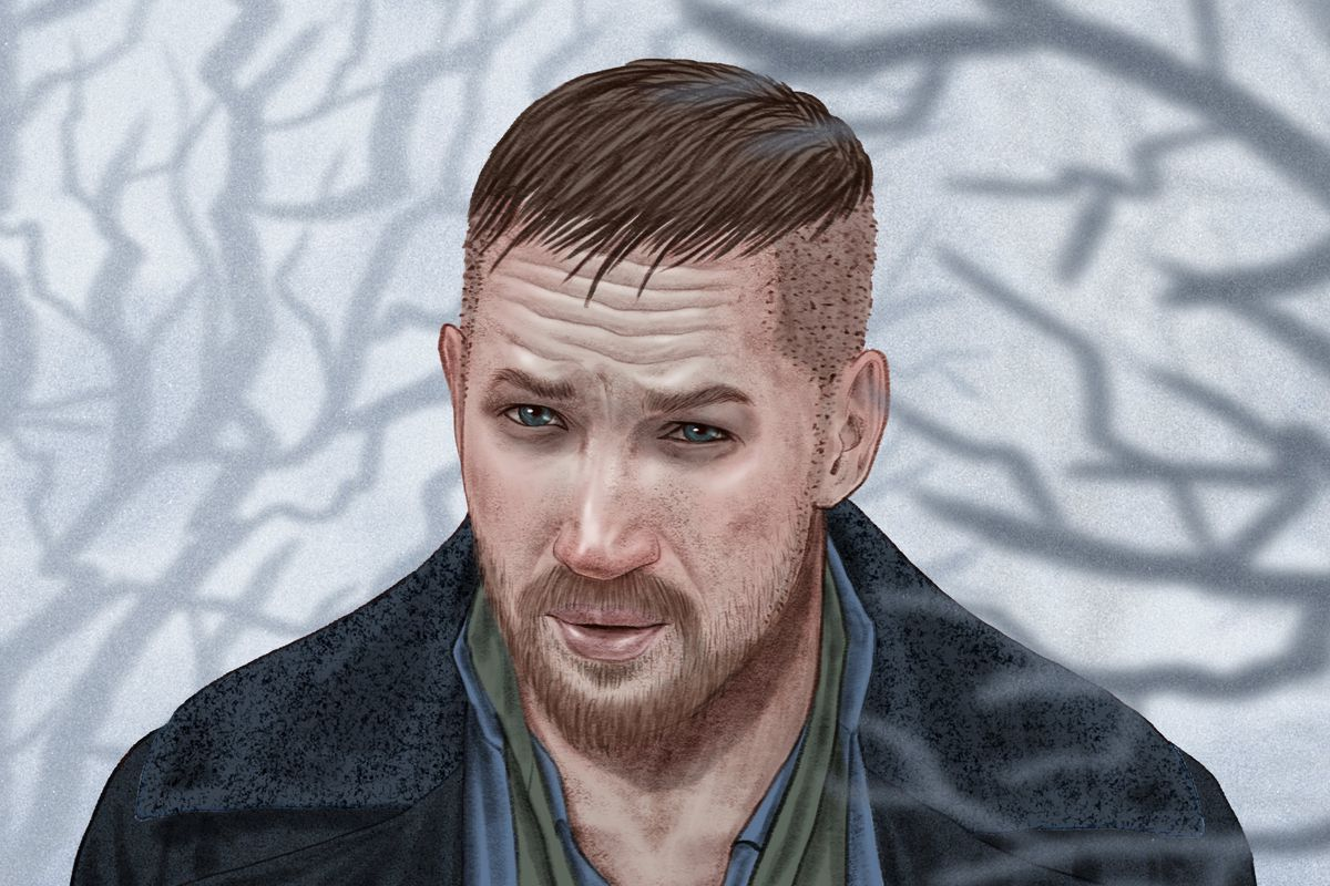 Tom Hardy Makes Broodi...