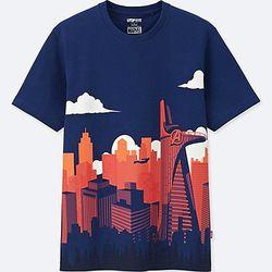 "<a href=""https://www.uniqlo.com/us/en/utgp-marvel-short-sleeve-graphic-t-shirt-avengers-412190.html"">UTGP Marvel Graphic T-Shirt - Stark Tower</a>"