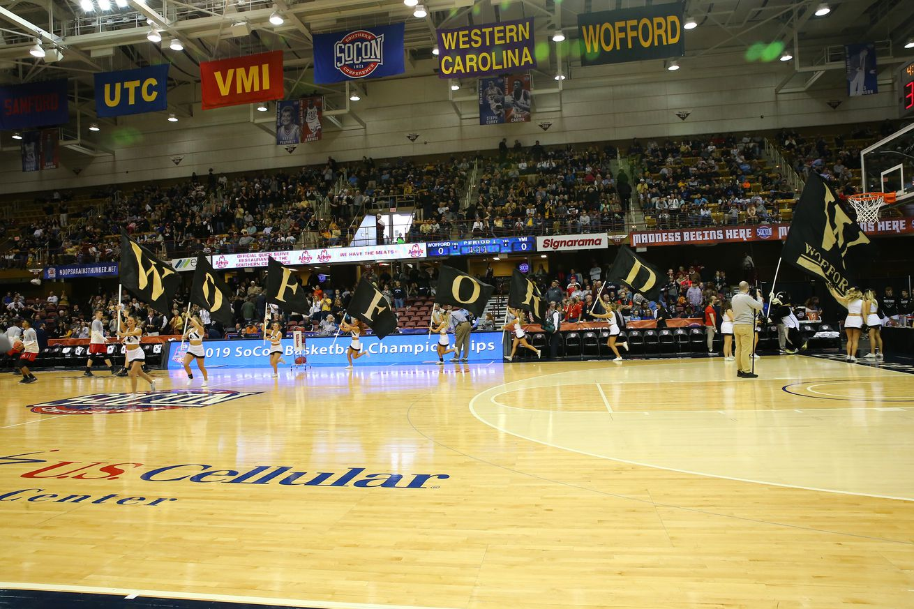 COLLEGE BASKETBALL: MAR 09 Southern Conference Tournament - Wofford v VMI