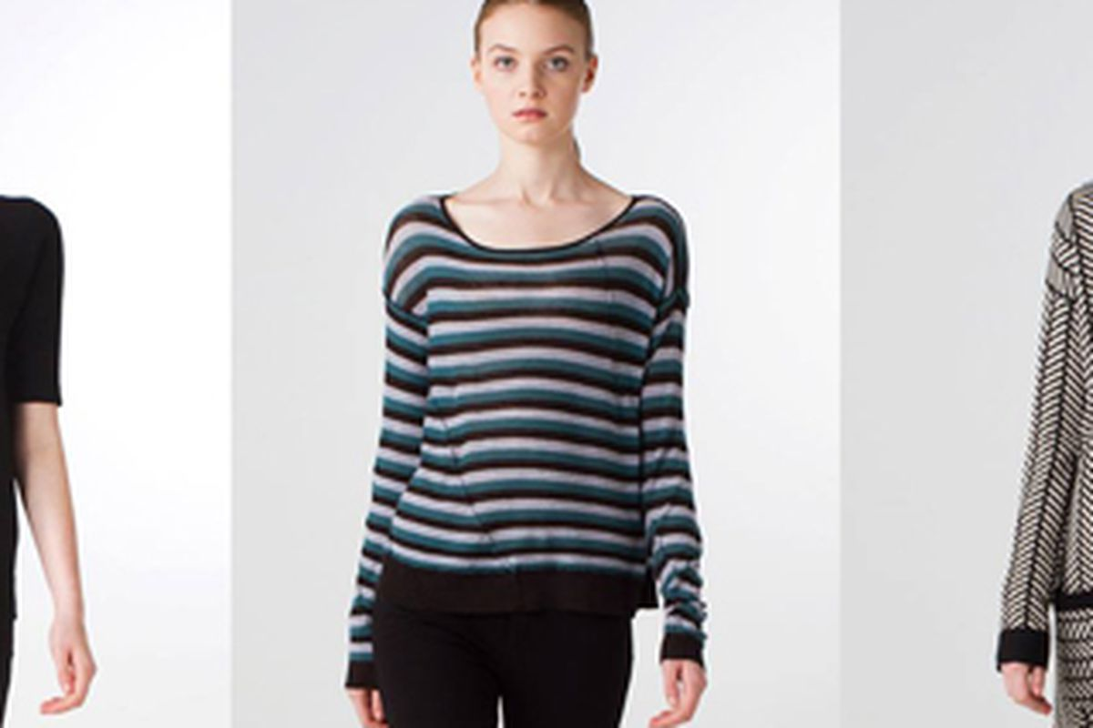 """Knitwear designs via <a href=""""https://www.facebook.com/photo.php?fbid=657193667643313&amp;set=a.656530134376333.1073741838.621755521187128&amp;type=1&amp;theater"""">Margaret O'Leary</a>/Facebook"""