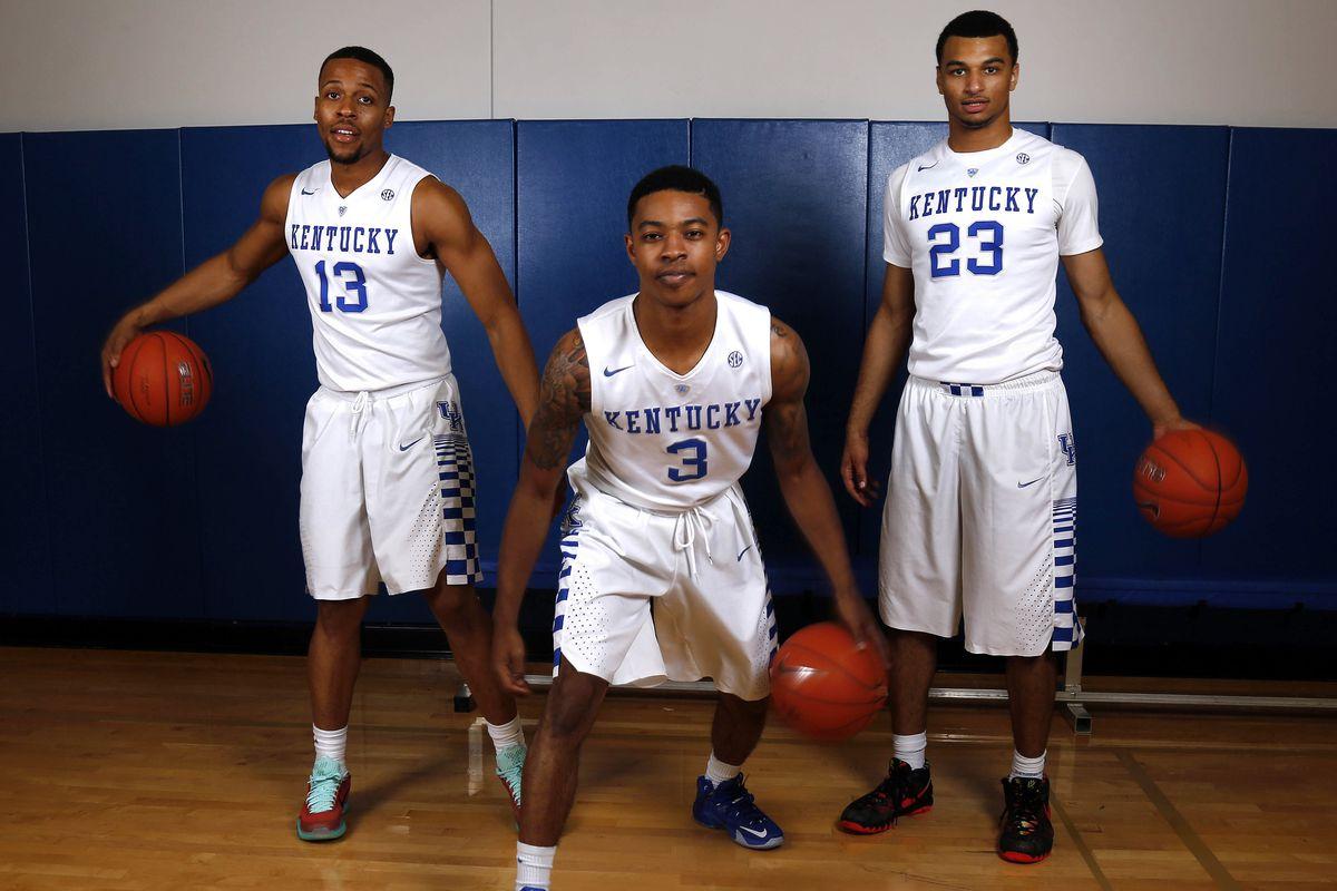 Kentucky Basketball Wildcats Have Two Usa Today: NBA Mock Draft Roundup For Kentucky Wildcats; Jamal Murray