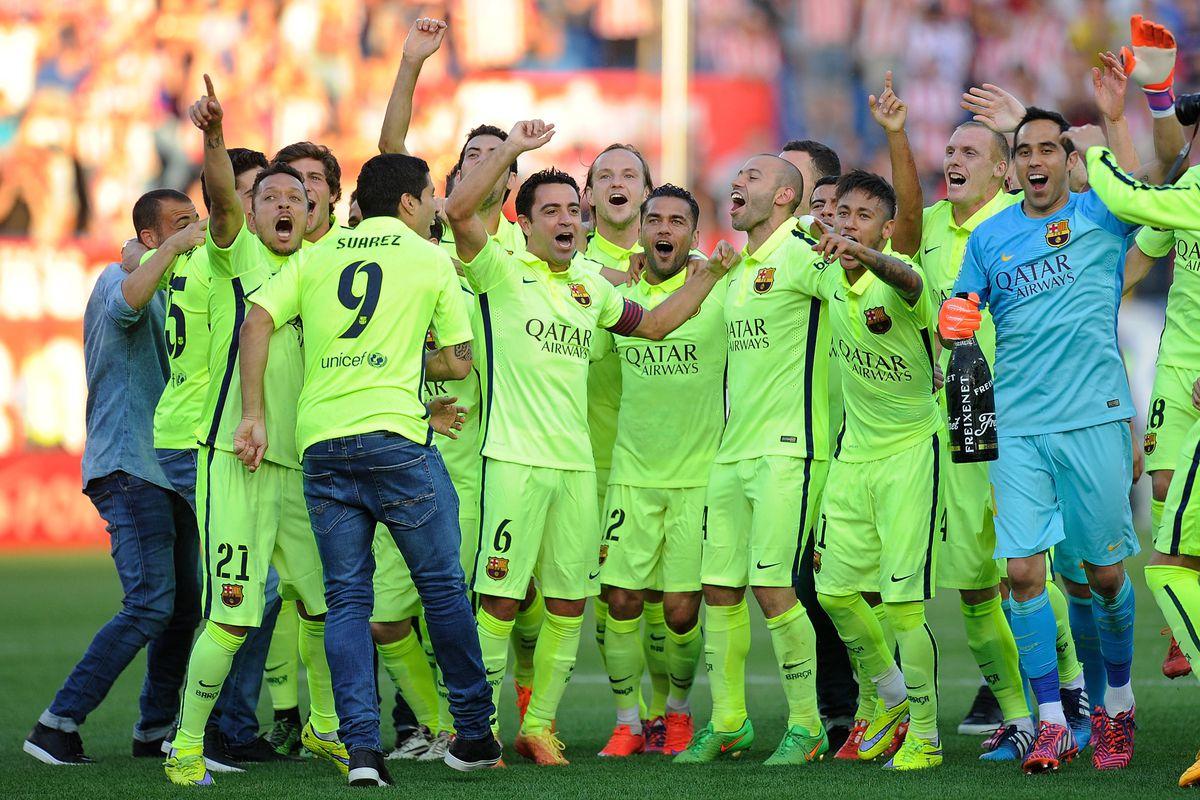 La Liga Gewinner