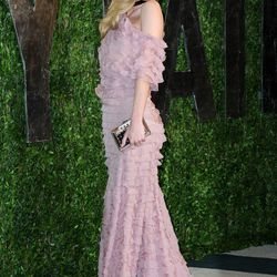 Only Rosie Huntington-Whiteley (in Valentino) could wear this many ruffles without appearing frumpy.