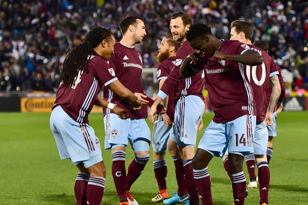 MLS: Sporting KC at Colorado Rapids