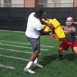 Wilson Bell coaching