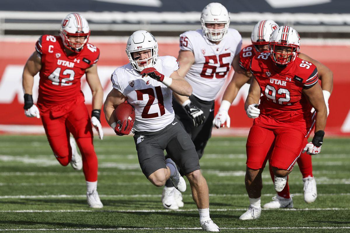 NCAA Football: Washington State at Utah