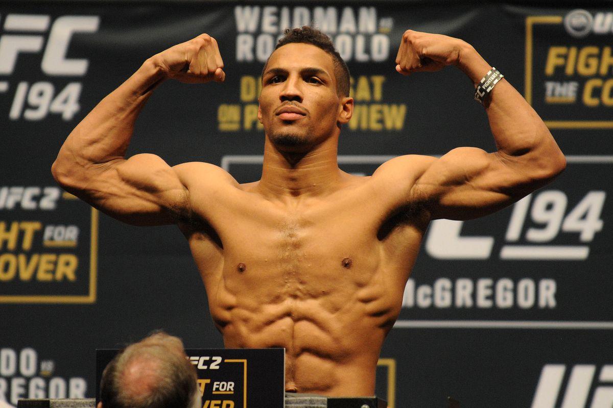 Kevin Lee details one-hour phone call with Georges St-Pierre: 'I tried to pick a fight with him'