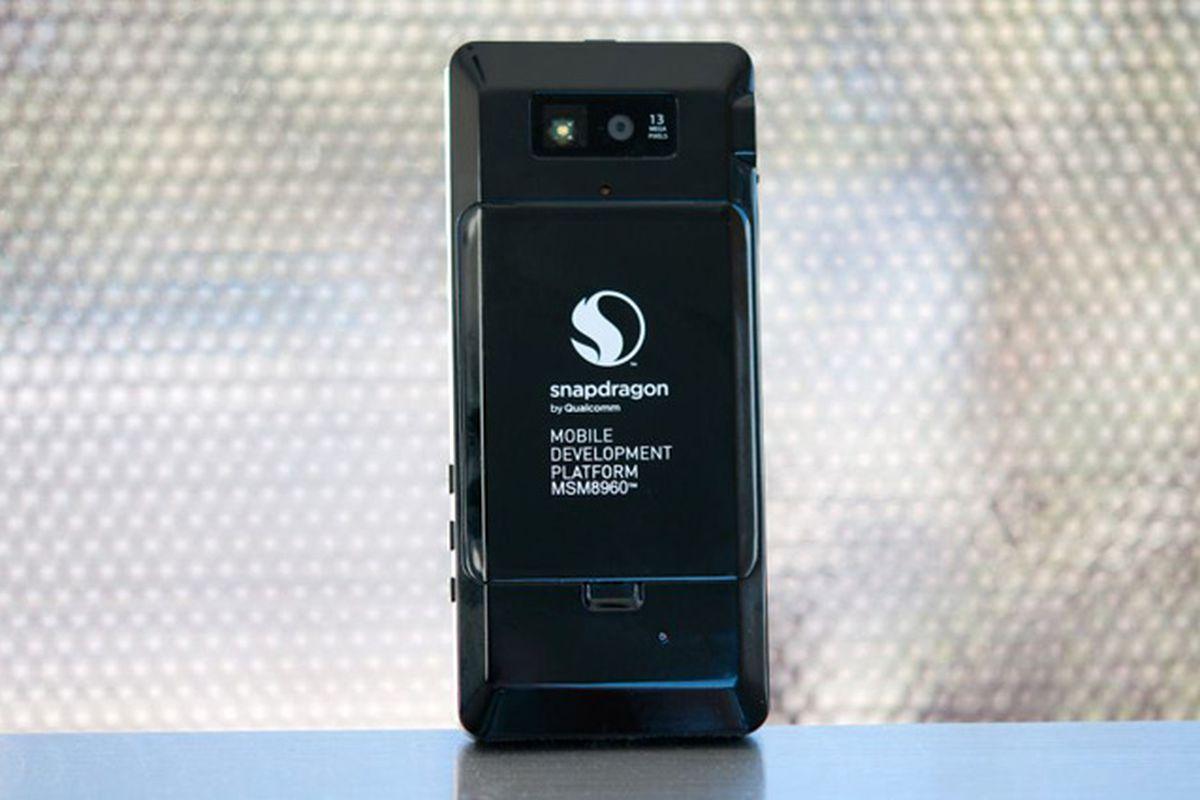 Qualcomm MSM8960 Snapdragon S4