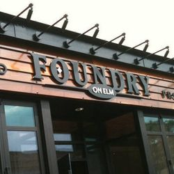 """<a href=""""http://www.foundryonelm.com/"""">Foundry on Elm</a> (255 Elm Street) is home to one of Eater Boston's Pizza Week <a href=""""http://boston.eater.com/archives/2014/03/17/breakfast-of-champions-10-places-to-enjoy-pizza-for-breakfast.php"""">breakfast pizza<"""