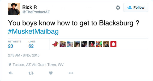 11/11 Mailbag Q2
