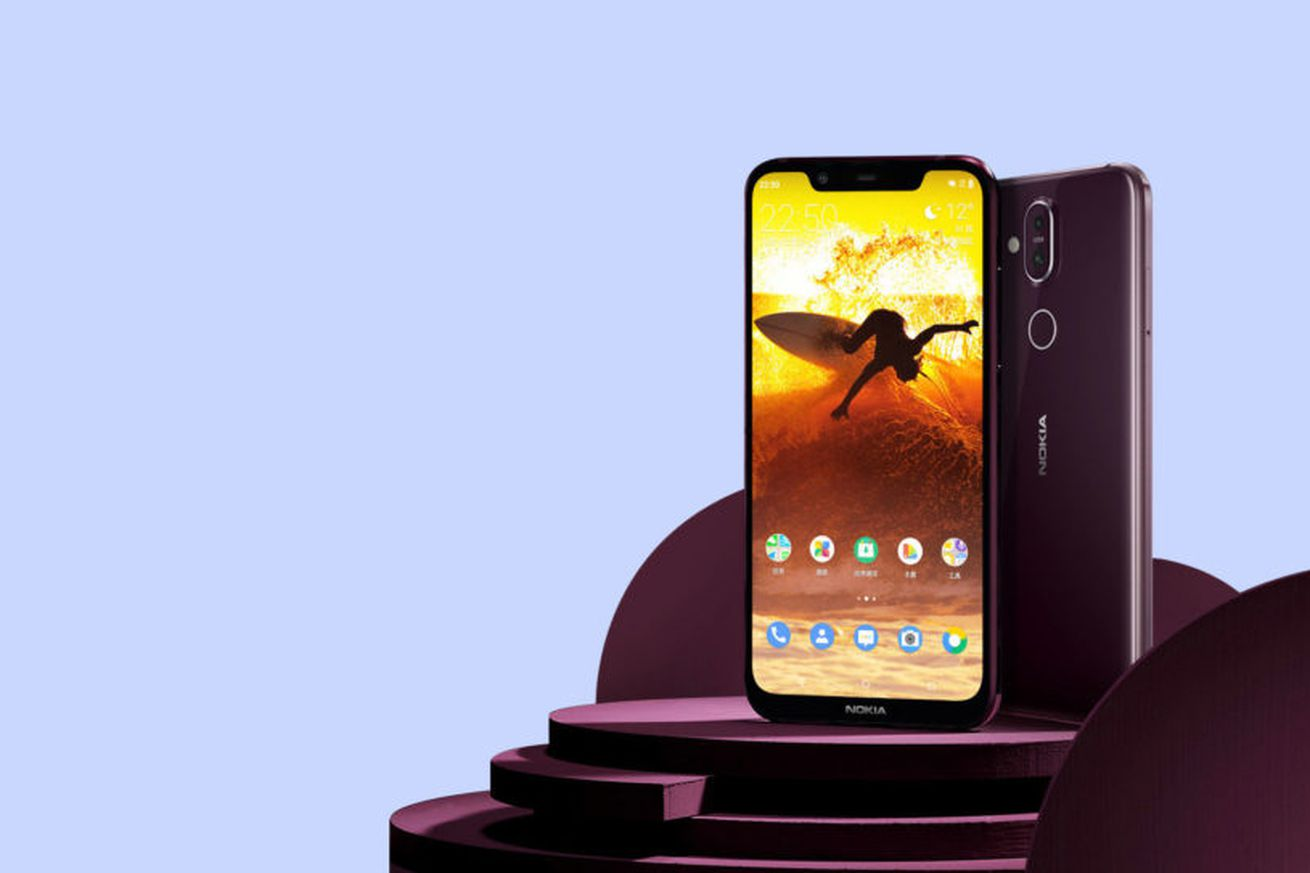 the nokia x7 is headed to china with a notched 6 2 inch display and affordable price