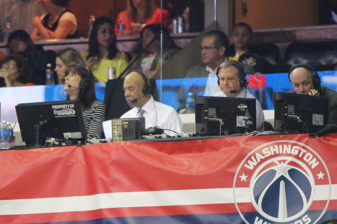 Petition to keep Phil Chenier as Wizards TV color analyst