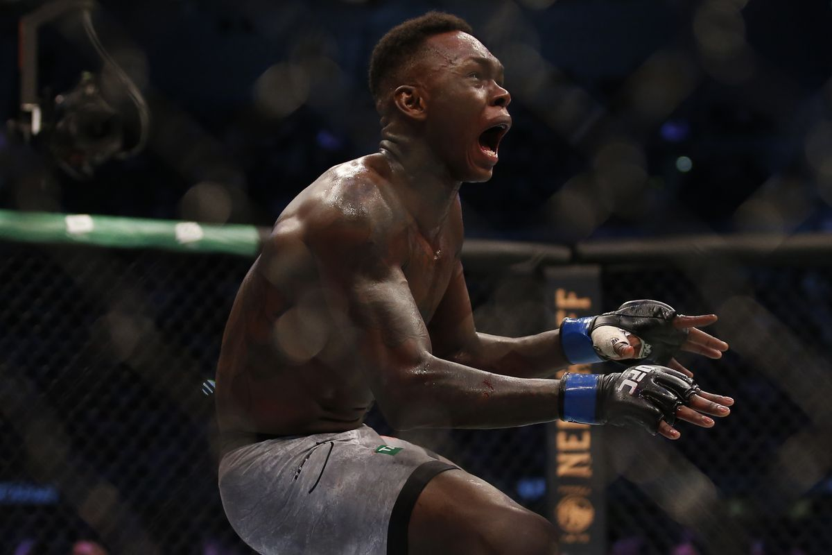 Israel Adesanya slams 'pervert' Jon Jones for ducking USADA and crashing into pregnant women