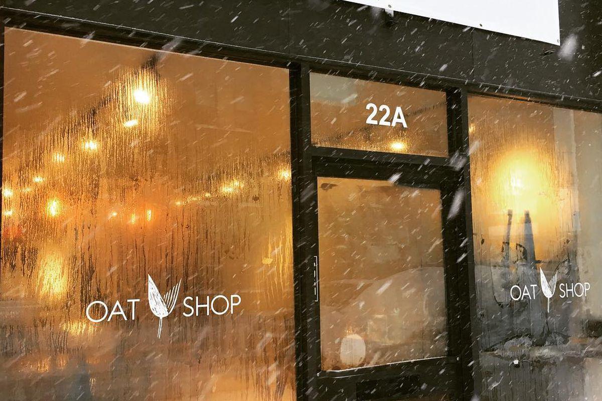 Oat Shop in Davis Square