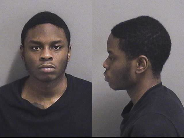 Jakharr Williams, 20, of University Park, was charged Friday, Jan. 25, 2019, with unlawful possession of a weapon by a felon. | Orland Park police