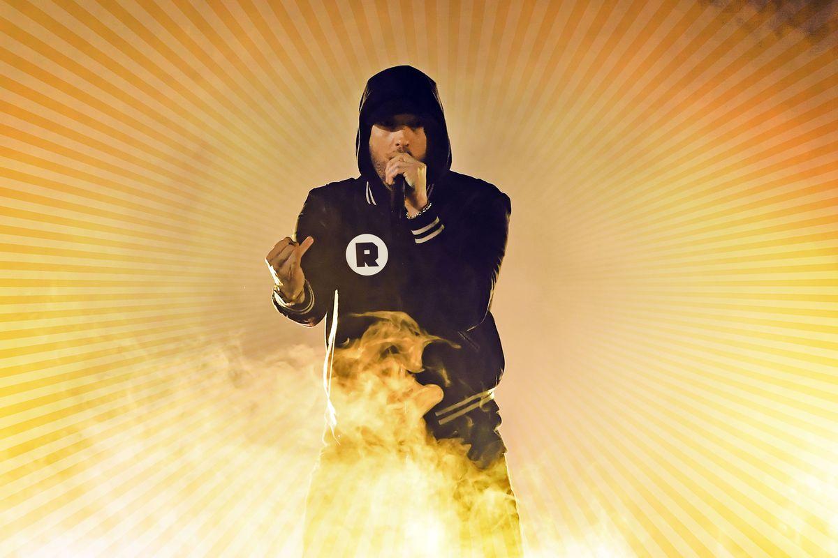 """A Ringer Review of Eminem's Song """"The Ringer"""" - The Ringer"""