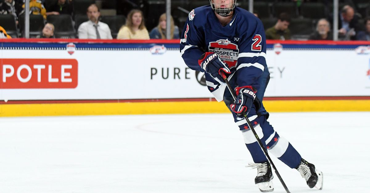 2019 NHL Draft Profile: Cam York, a smart two-way defenseman