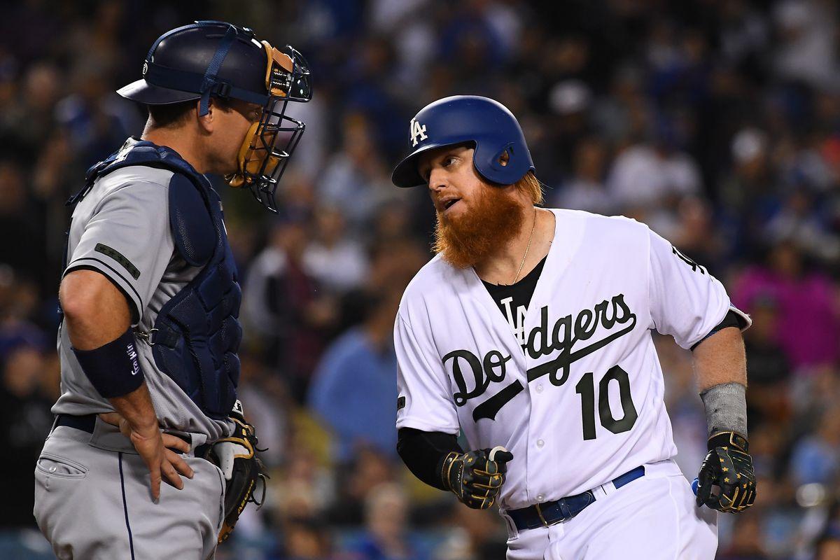 6b86e2457fd1c4 Dodgers vs Padres Game XIV Chat - True Blue LA