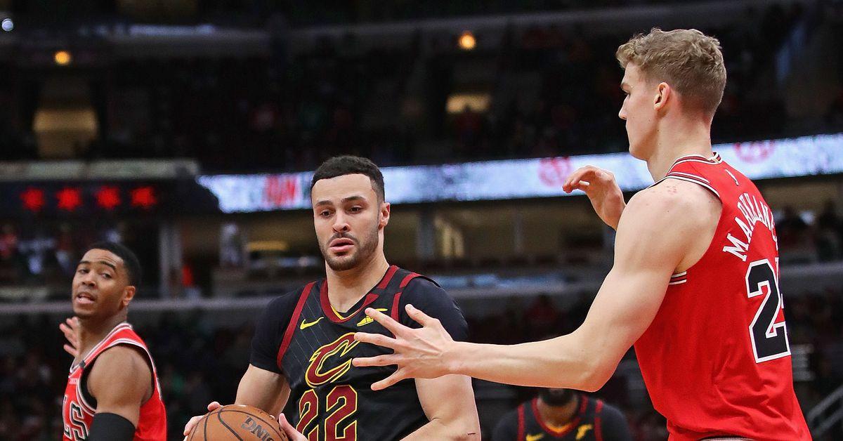 Calificando a los Bulls, Trail Blazers y Cavs, intercambio de tres equipos con Lauri Markkanen