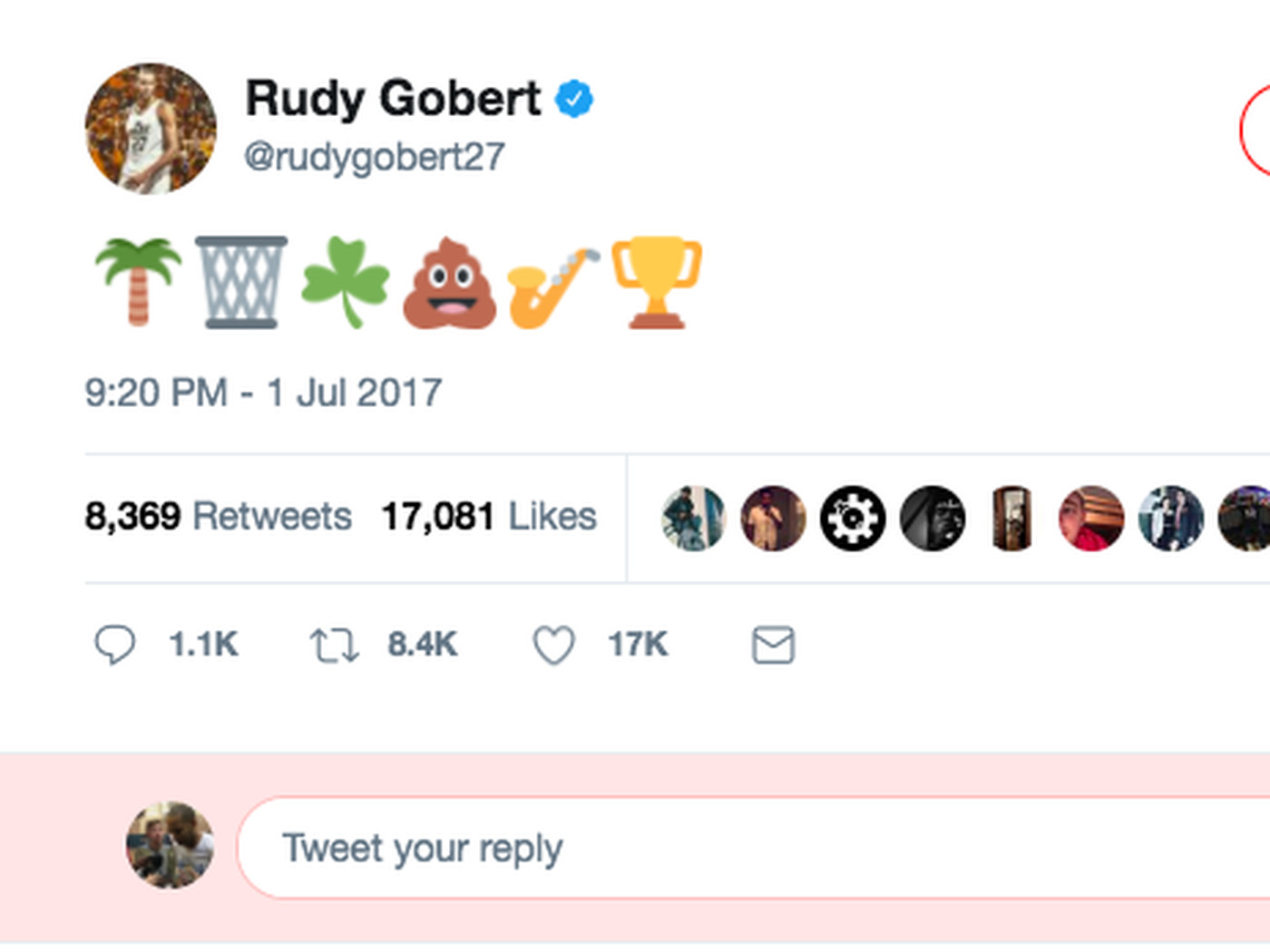Gordon Haywards Free Agency Is Being Fought Through Twitter Emojis