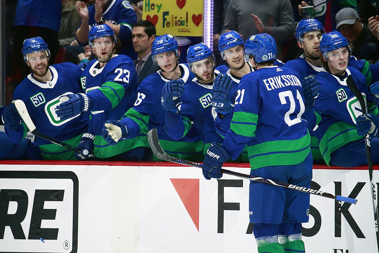 Nucks Misconduct Roundtable: Is this real or fantasy & Benning's best trade