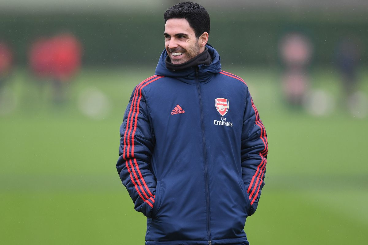 Image result for mikel arteta