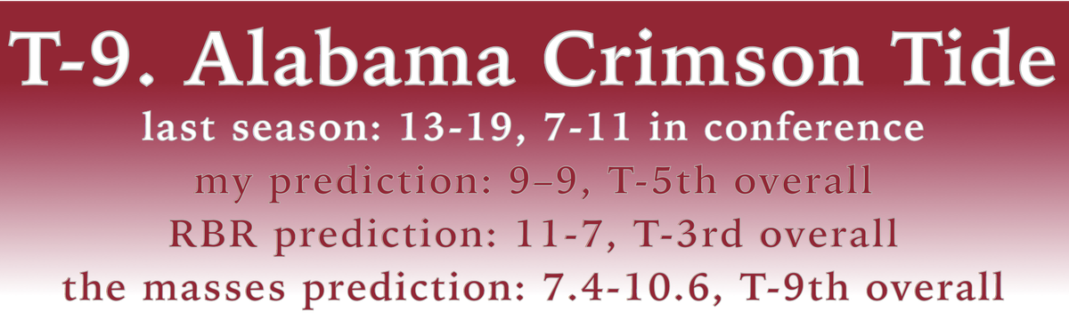 Alabama Record