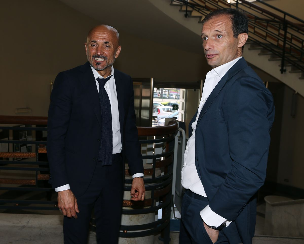 FIGC Meeting At Italian Olympic Committee