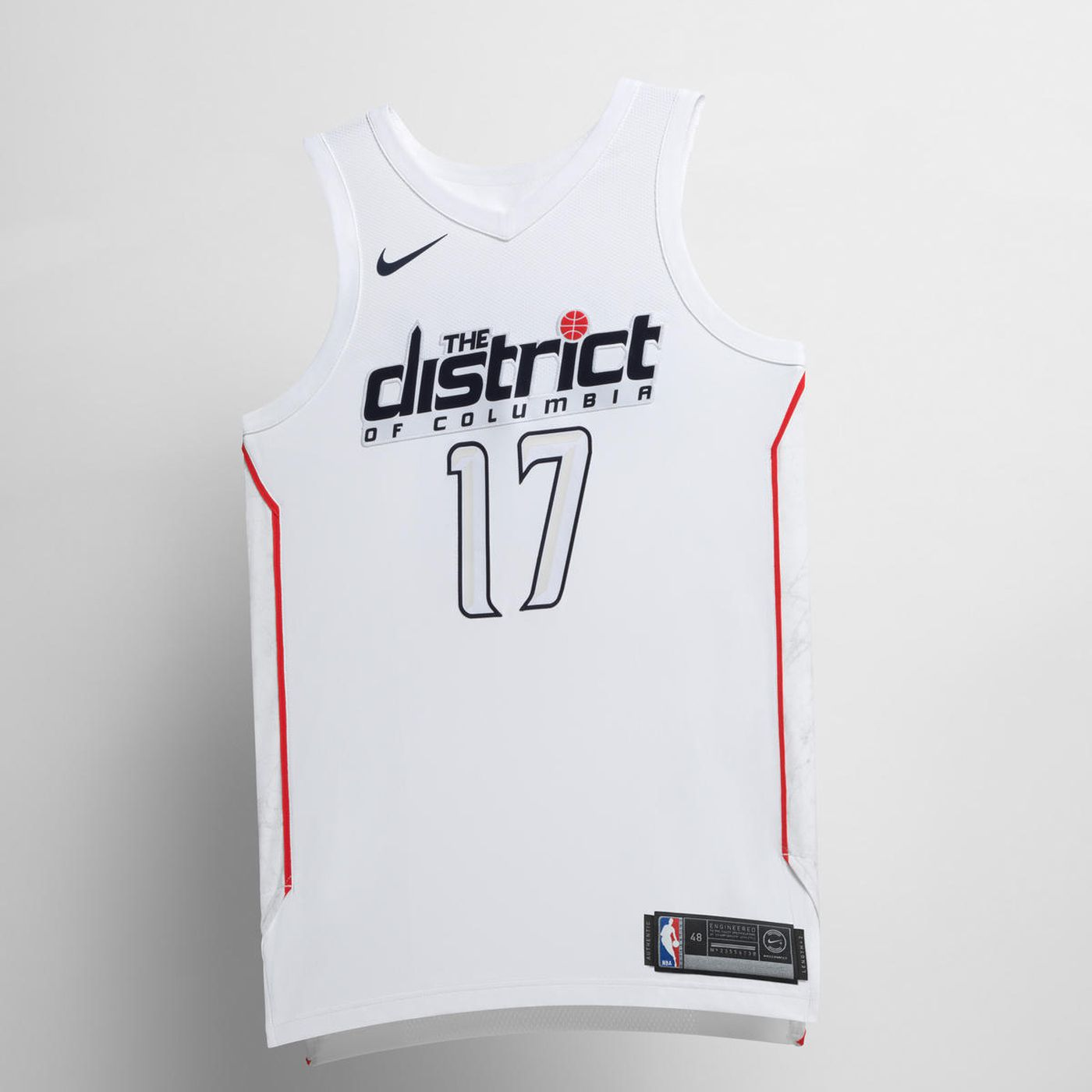 official photos 88da0 2f1b4 Here is the Wizards 'The District' City Edition uniform ...
