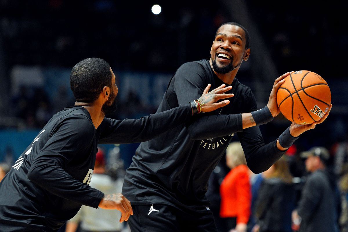"Knicks, Durant may have had ""secret meeting"" and have ""endorsement deals already ironed out"""