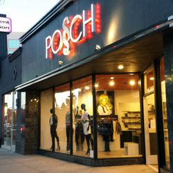 Possch is open Mondays through Saturdays from 10am to 7pm and closed Sundays.