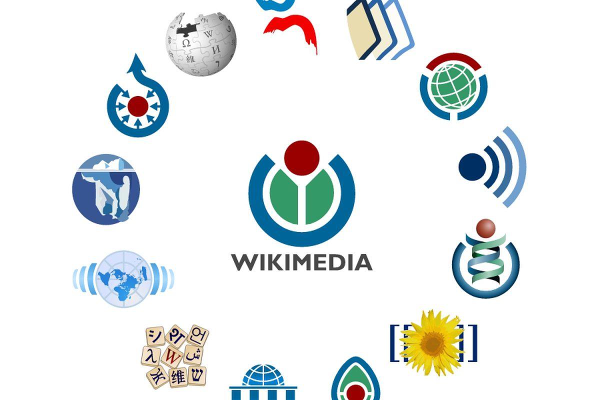 Wikimedia logo