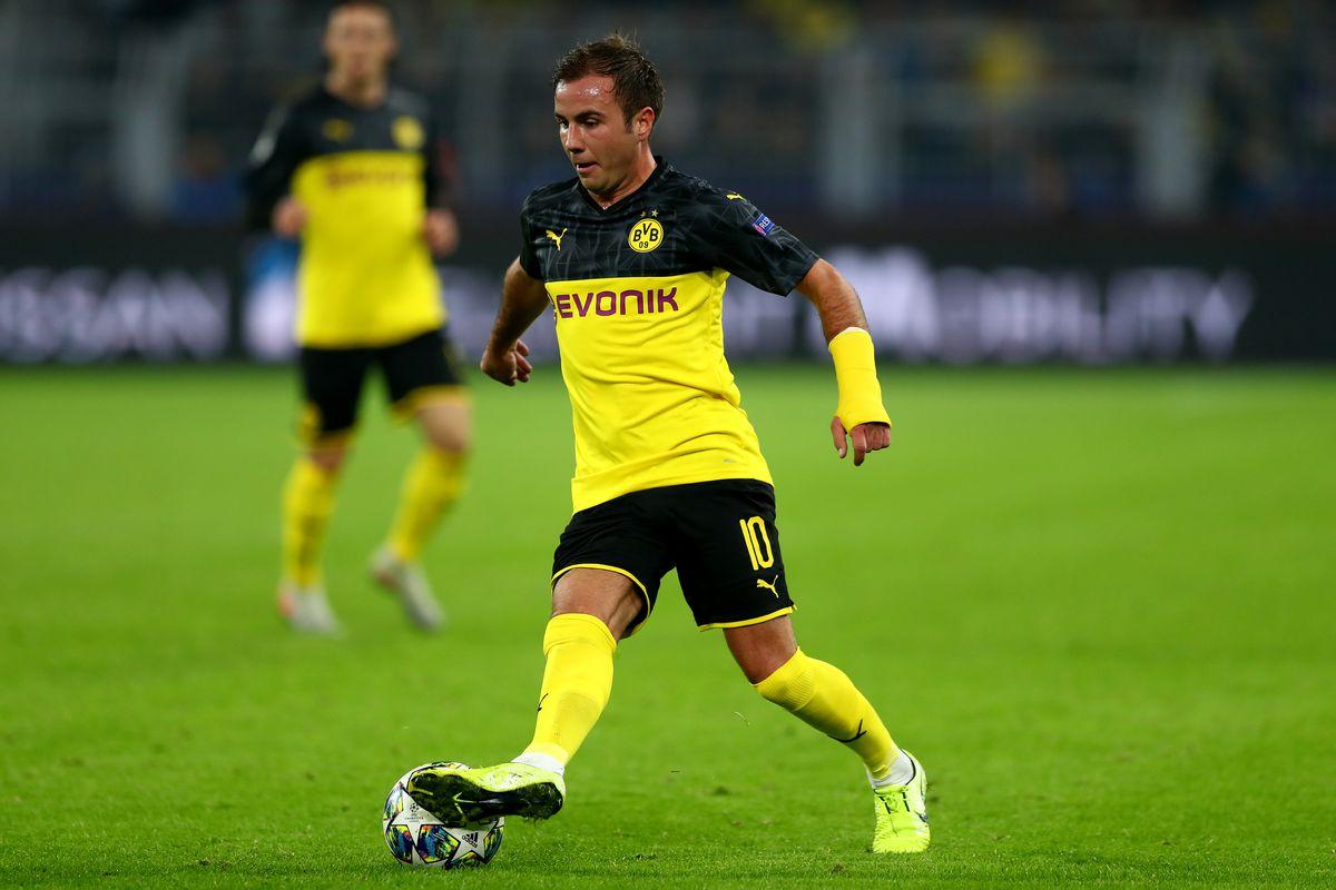 Borussia Dortmund v Inter: Group F - UEFA Champions League