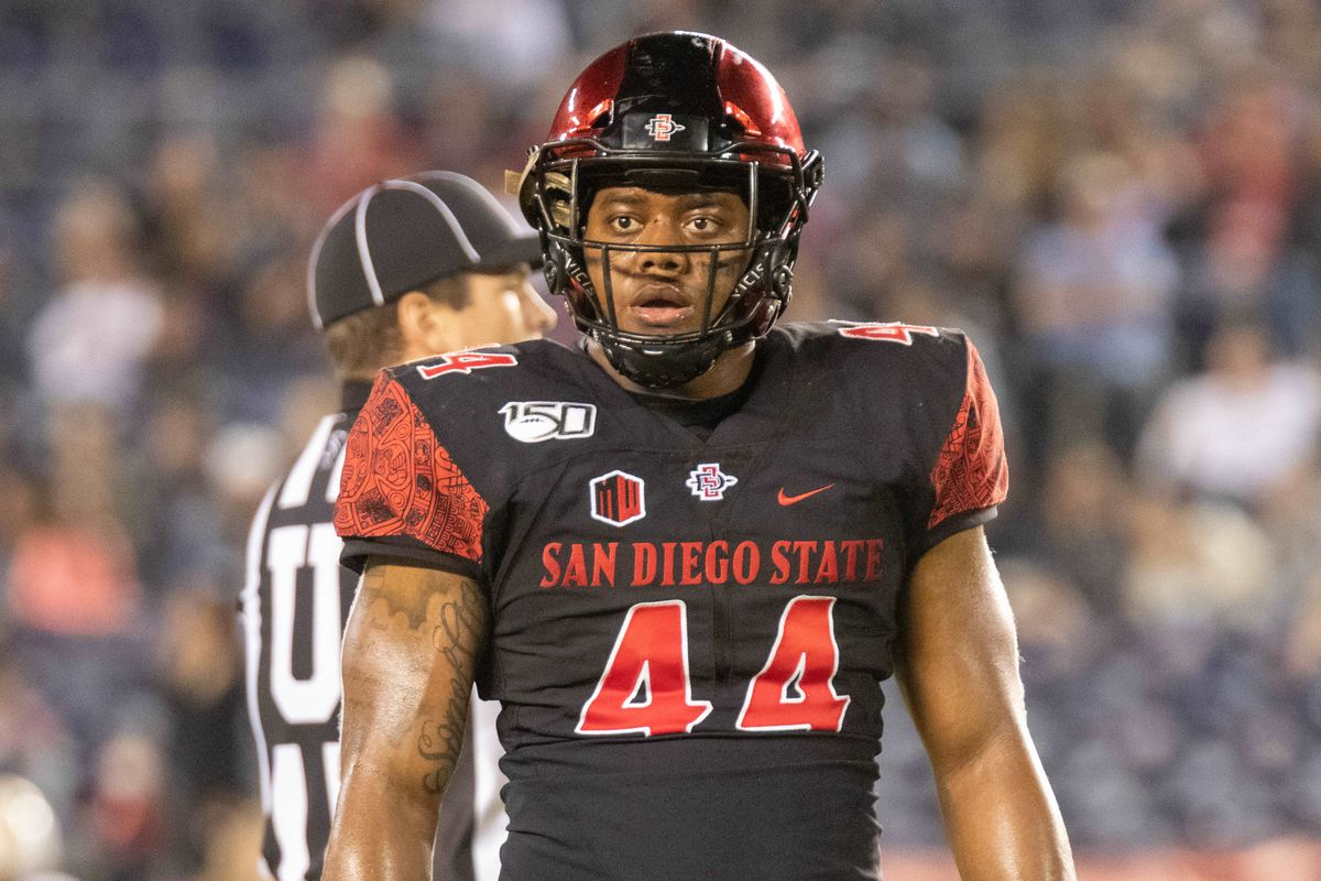 COLLEGE FOOTBALL: OCT 12 Wyoming at San Diego State