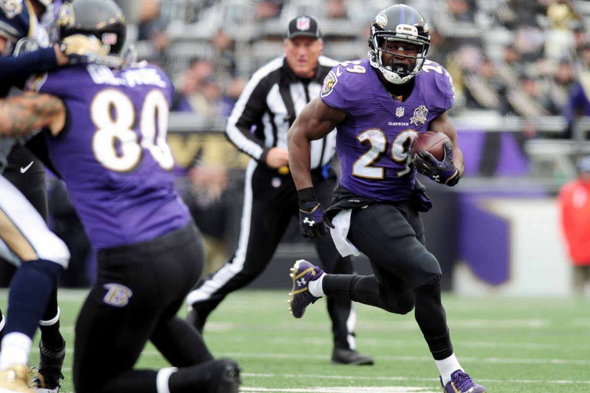 NFL: St. Louis Rams at Baltimore Ravens