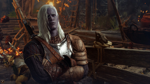 A character from Baldur's Gate 3