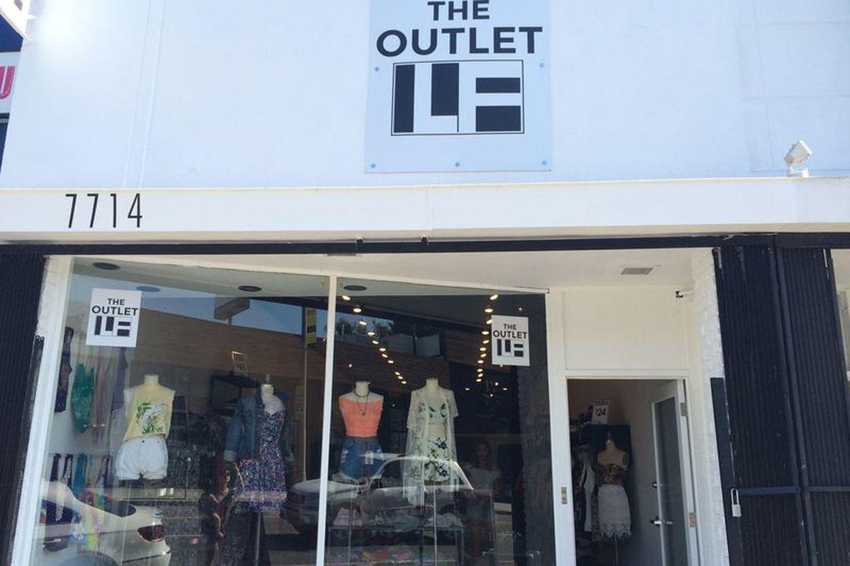 Long Beach Scores Lfs Second Secret Bargain Boutique Racked La