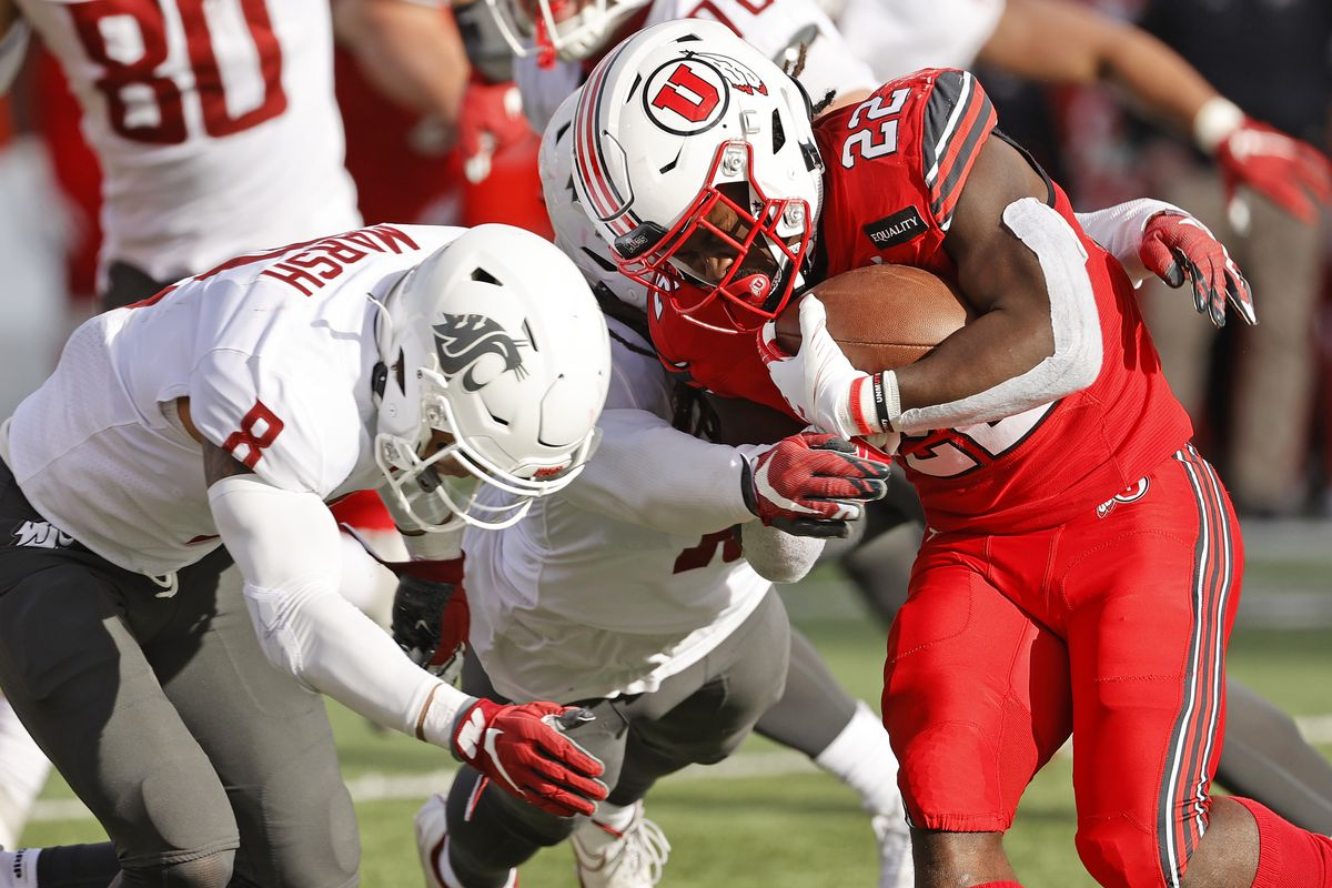 NCAA Football: Washington State at Utah preview game time to schedule