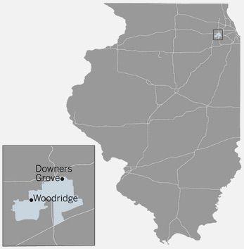 Illinois House 81st District map