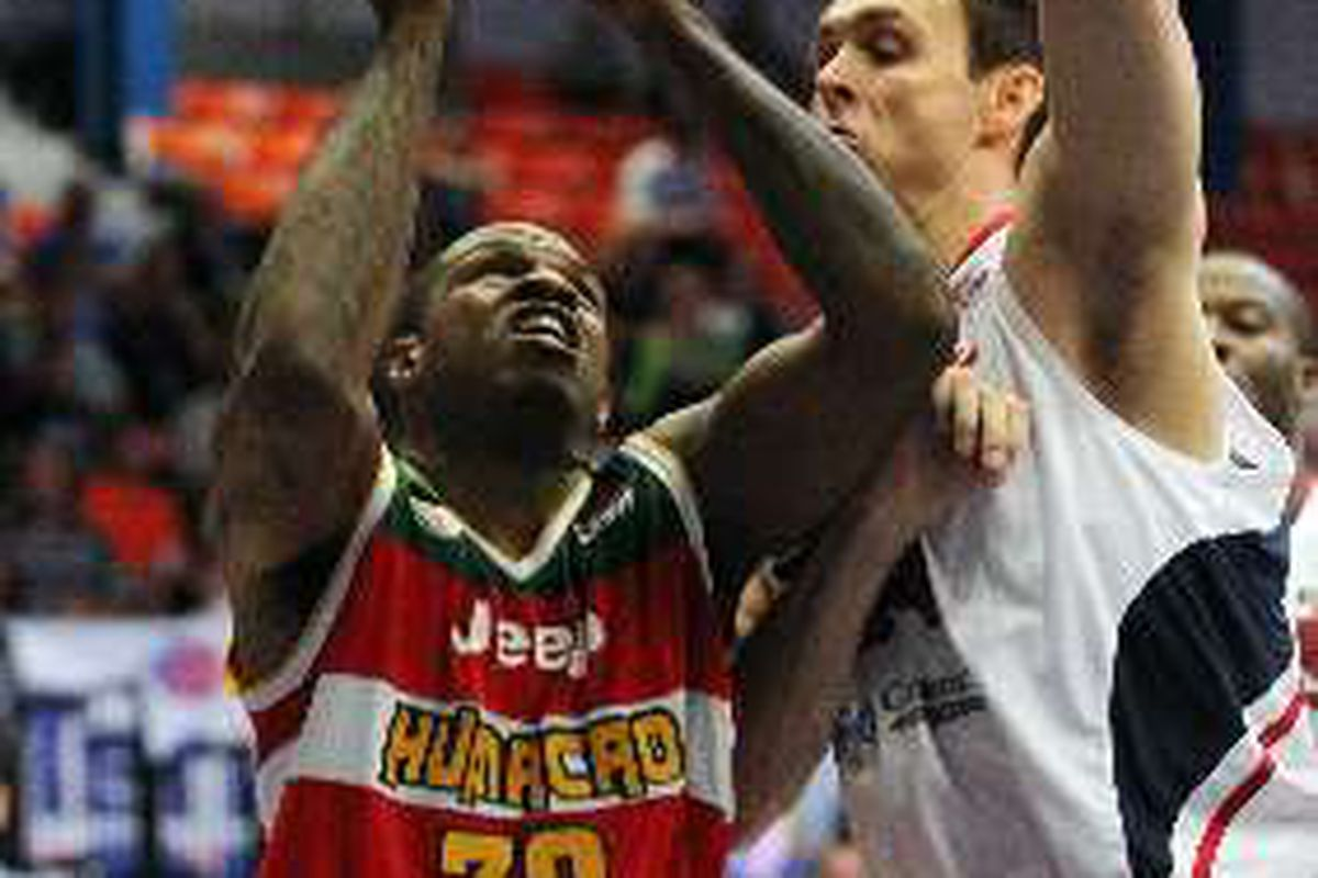 After last playing in the NBA in 2009, Rashad McCants is now on his second team in Puerto Rico this season where the former 14th overall pick in 2005 keeps his NBA comeback story alive.