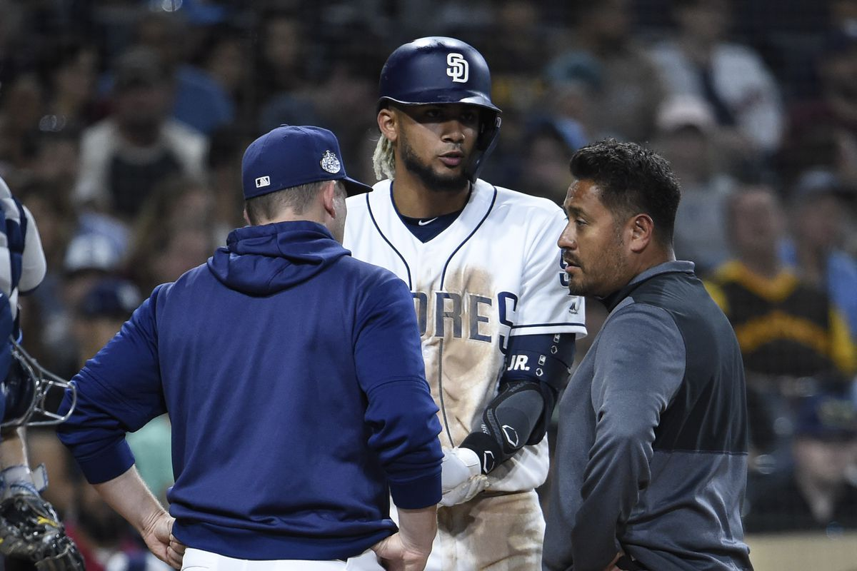 Padres' Fernando Tatis Jr. likely out for season with stress reaction in back