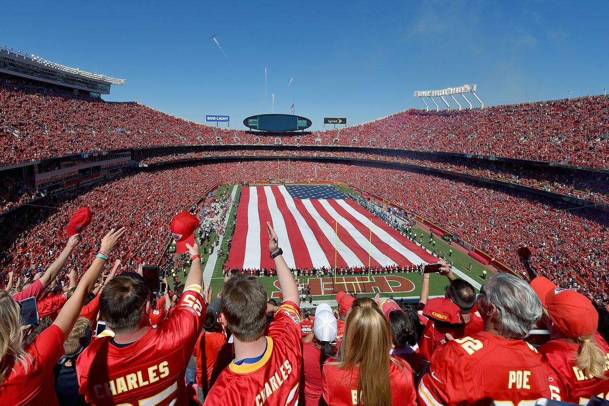 San Diego Chargers vs. Kansas City Chiefs