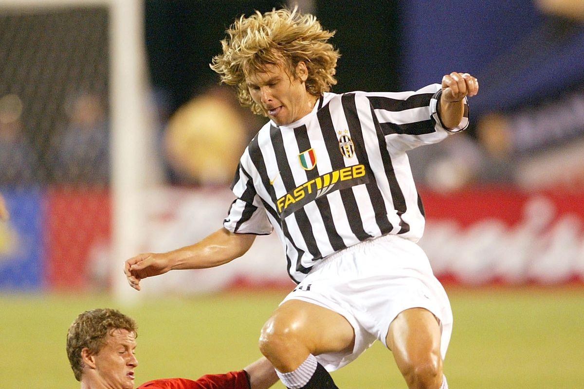 Ole Gunnar Solskjaer of Man Utd