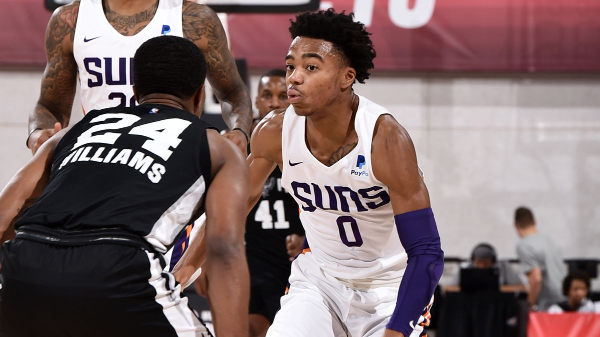 2019 Las Vegas Summer League - San Antonio Spurs v Phoenix Suns