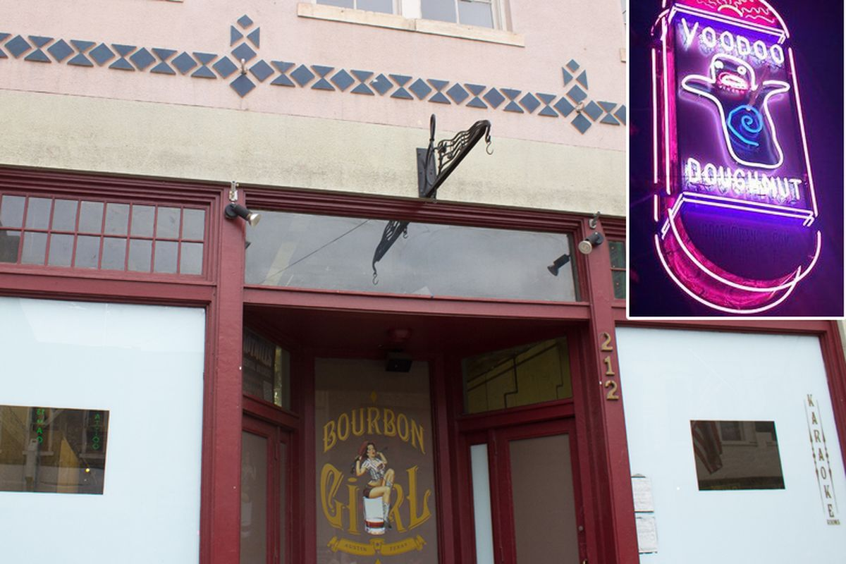 Voodoo Doughnut's new Austin location
