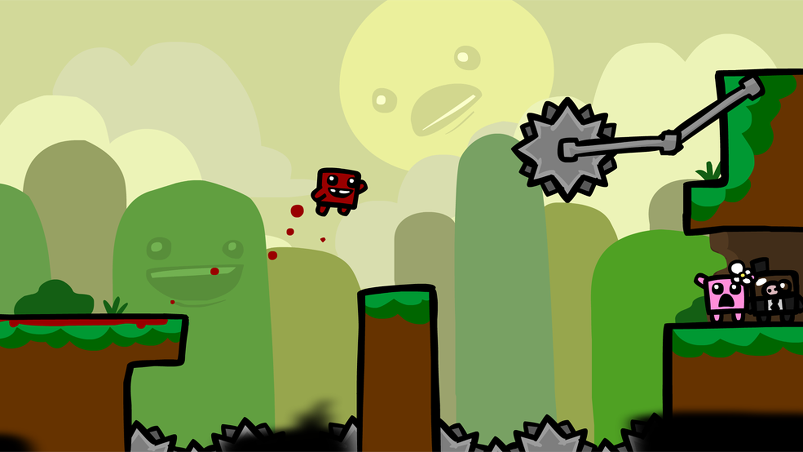 Super Meat Boy For Ios Akin To Canabalt Says Dev Polygon