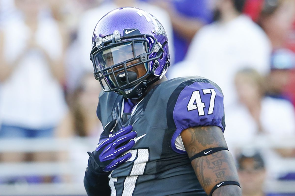 7 TCU is in Good Position to Move Up in the College Football Playoff  Rankings. New ... 3d3a8b8ad