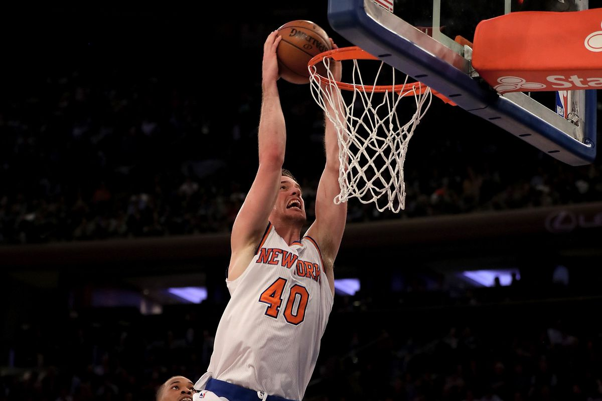 LA Clippers 2017-2018 Player Previews: Marshall Plumlee
