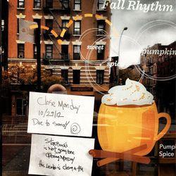"Closed Starbucks, NYC. [Photo: <a href=""http://instagram.com/p/RX0bmON3m7/"">chadwil30/Instagram</a>]"
